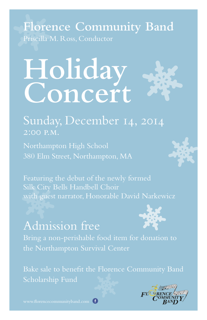 FCB Holiday Concert 2014