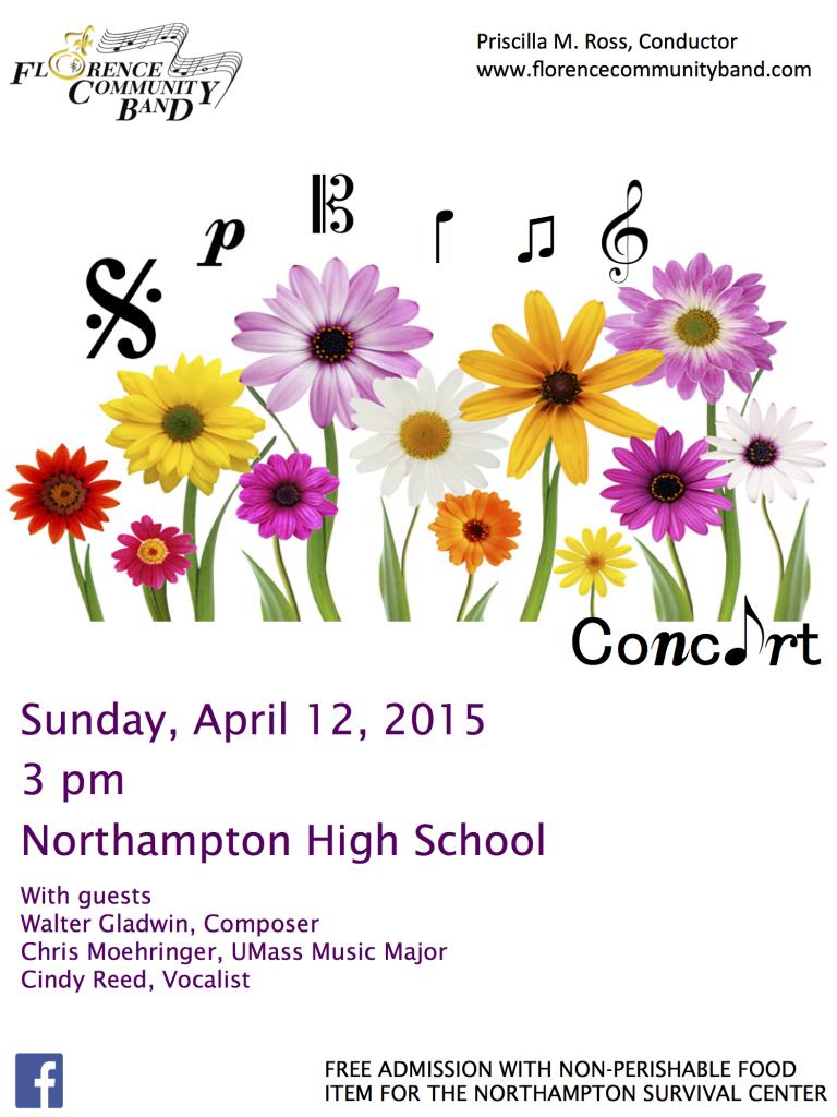 Spring '15 Concert